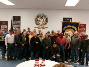 2017 Retiree Christmas Party